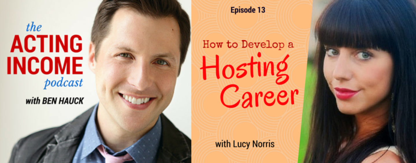 AIP013 | How to Develop a Hosting Career – with Lucy Norris